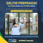 CDL Selfie Premiada
